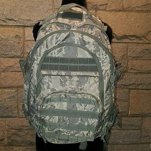 Sandpiper of California Tactical Bugout Camo Bag